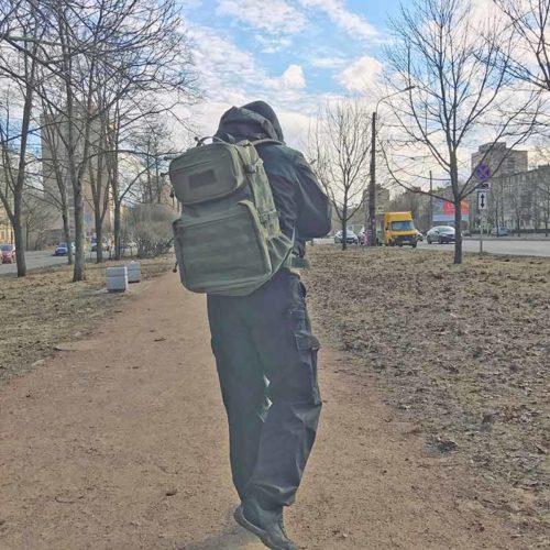 Тактический рюкзак Лесовик 3